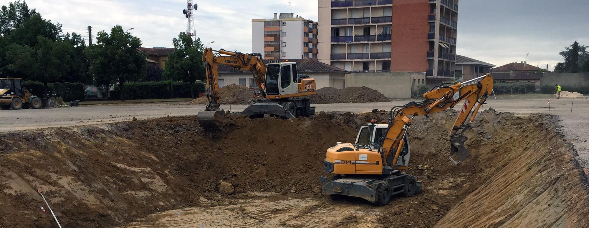 travaux public Montauban