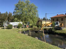 Rénovation canal